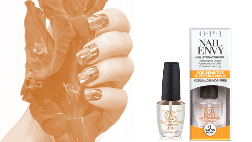 Contemporary Opi Nail Envy Natural Nail Strengthener Dry Brittle ...