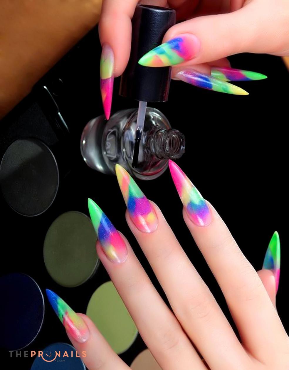 Each Nail Design