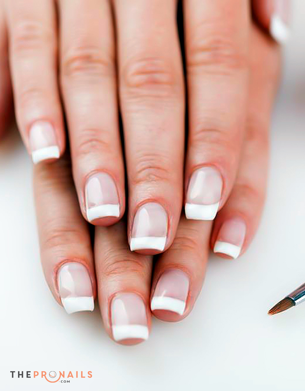Acrylic Nails. Your nail technician will mix a liquid with a powder and brush the mixture onto your nails. They'll usually cover your entire nail, ...