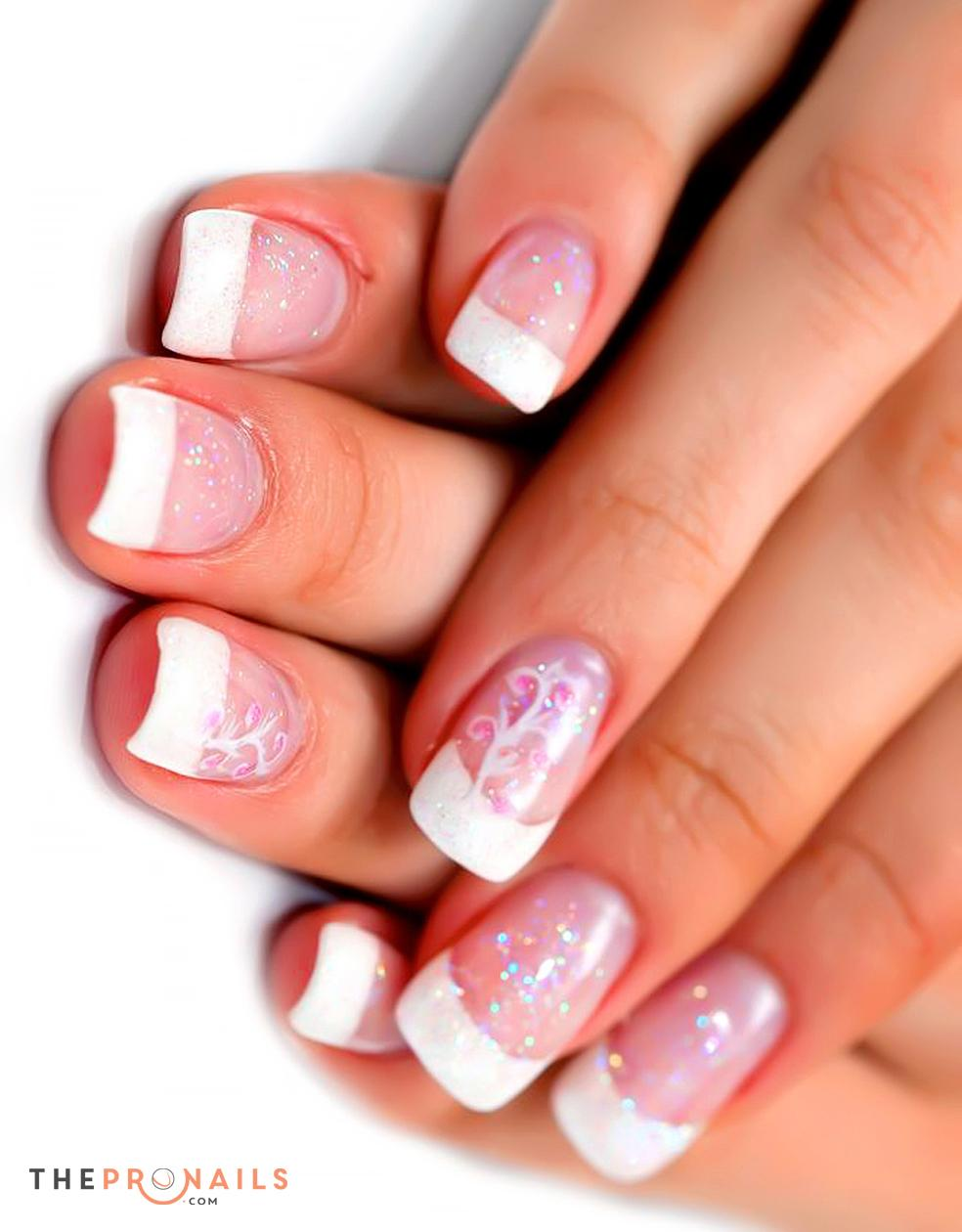 Thepronails why women must choose solar nails because it is more convenient easy to apply refillable will not crack or break will not change colors even under the solutioingenieria Images